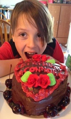 connor birthday