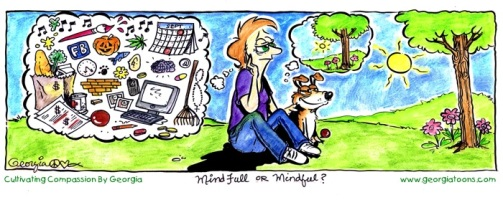 mind full or mindful 2