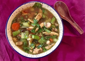 Broth Bowl
